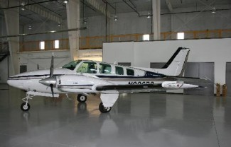 BEECHCRAFT/58 BARON - Click to View Pictures