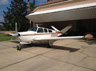 BEECHCRAFT/V35 BONANZA - Click to View Pictures
