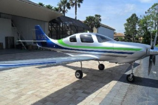 LANCAIR INTERNATIONAL/LANCAIR IV-P - Click to View Pictures