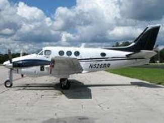 BEECHCRAFT/KING AIR A90 - Click to View Pictures