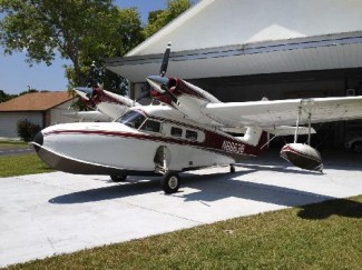 GRUMMAN/WIDGEON G-44A W/MCDERMOTT CONVERSION O 470M (240 HP) - Click to View Pictures