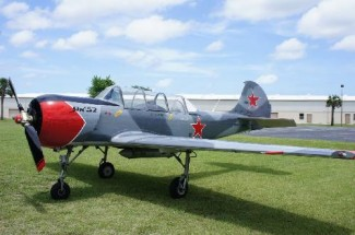 YAKOVLEV/YAK 52 - Click to View Pictures