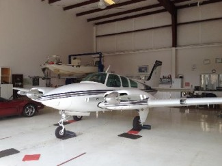 BEECHCRAFT/55 BARON - Click to View Pictures