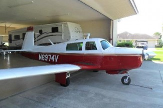 MOONEY/M20F EXECUTIVE - Click to View Pictures