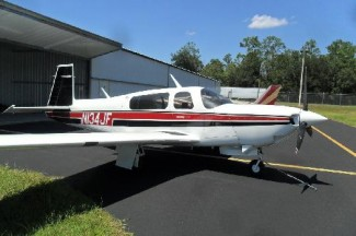 MOONEY/M20M TLS - Click to View Pictures