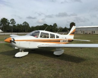 PIPER/PA 28-161 WARRIOR - Click to View Pictures