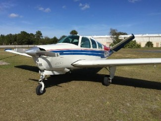 BEECHCRAFT/V35B BONANZA - Click to View Pictures