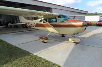 CESSNA/182C (FAST BACK) - Click to View Pictures