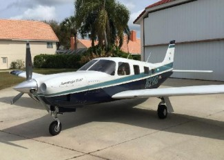 PIPER/SARATOGA  II SP - Click to View Pictures
