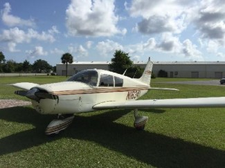 PIPER/PA 28-140  160 HP CONVERSION - Click to View Pictures