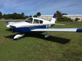 PIPER/PA 28-140   (160 HP) STC UPGRADE - Click to View Pictures