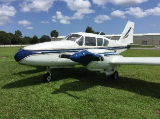 PIPER/TURBO AZTEC  - Click to View Pictures