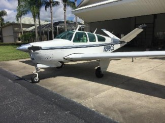 BEECHCRAFT/P 35 BONANZA - Click to View Pictures