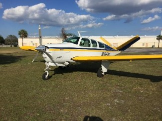 BEECHCRAFT/V-35B BONANZA - Click to View Pictures