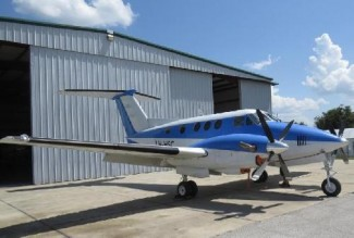 BEECHCRAFT/F-90 KING AIR - Click to View Pictures