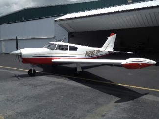 PIPER/PA 24-250 COMANCHE - Click to View Pictures