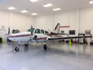 BEECHCRAFT/BARON B55 - Click to View Pictures