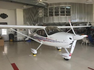 AVIA/TECHNAM P2008 TURBO  (LSA) - Click to View Pictures