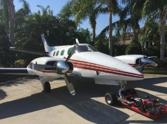 BEECHCRAFT/60 DUKE - Click to View Pictures