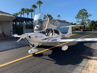 DIAMOND AIRCRAFT/DA 40