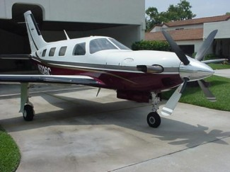 PIPER/MERIDIAN PA 46 500T